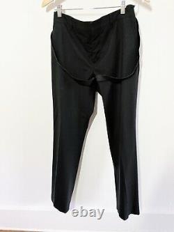 03/04- HELMUT LANG Archive Vintage Runway Bondage Strap Trouser Pants