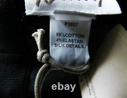 $1650 BRIONI Navy Blue Lounge Tracksuit Jogging Pants Sweatpants Size XL