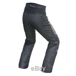 34 L Mens DriRider Blizzard 3 Touring Motorbike Pants Waterproof Black