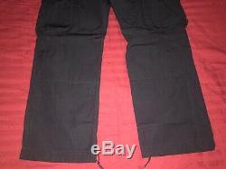 $390 RRL Ralph Lauren Double RL Lighthouse Collection Cargo Pant MEN 32 x 30