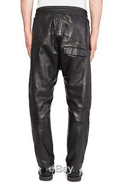 50% SALES SONS OF HEROES Leather PANTS SWEATPANTS JOGGERS Zara Topman S M $500