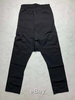 60% OFFSALE Rick Owens Drkshdw Drawstring Long Pants