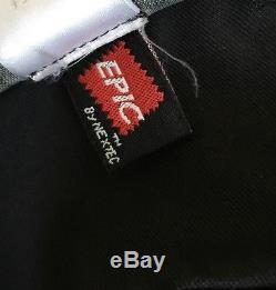 ACRONYM E-P1A black FW 07/08 MEDIUM