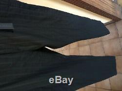ANN DEMEULEMEESTER pants trousers black S