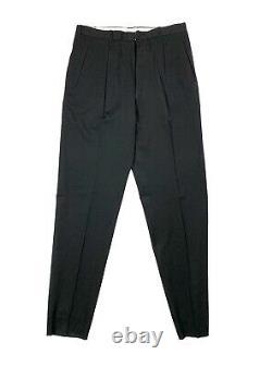AW1995 Yohji Yamamoto Pour Homme Black Dress Pants Size L