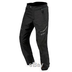 Alpinestars AST-1 Short Waterproof Motorbike Motorcycle Sports Pants Trousers L