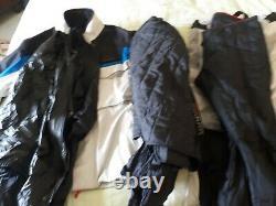 Alpinestars Bogota Adventure Touring Motorcycle Jacket 2xl 44/46 trousers XL