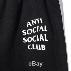d81ce6ebfc79 Anti Social Social Club 2017 Assc 2nd Floor Sweatpants Classic Logo Supreme  Box