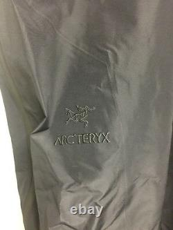 Arc'teryx Alpha LEAF LT XXL Black Men's Pants New without tags