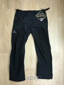 Arc'teryx Alpha SL Pants Men Color Black Size XL