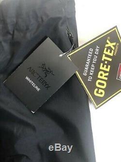 Arc'teryx Cassier Pants SKI Skiboard RRP £430 New wtTags Size 33R Black Arcteryx