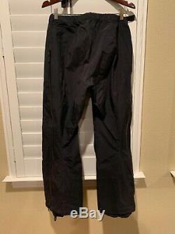 Arcteryx BETA AR Pant Mens Black (S) PRO SHELL VINTAGE VERYRARE