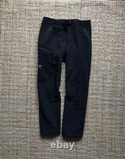 Arcteryx Gamma AR Pants Trousers Large Regular Black