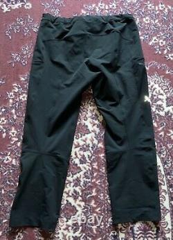 Arcteryx Gamma-ar Pant Softshell Burly Double Weave Mens XL Black