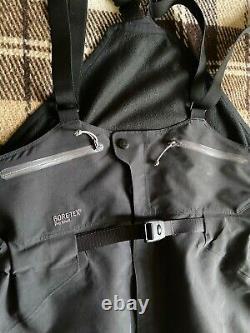 Arcteryx Theta-sv Bib Pant Gore-tex Pro Shell Mens Medium Black $600rp