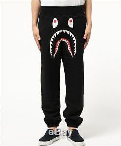 Men A Bathing APE Bape Camo Shark sportswear Pants Casual Elastic Cotton Trouser