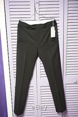 BNWT Acne Drifter Trousers Black