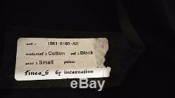 BNWT LINEA B BY INCARNATION BLACK PANTS sz SMALL, 700$, LUMEN ET UMBRA, JULIUS