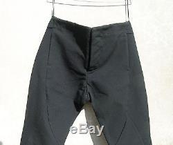 BNWT! Lumen Et Umbra Structured Black Pants Sz 48