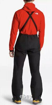 BNWT North Face Summit L5 GTX Pro Gore-Tex Shell Ski Bibs Pants Men's Small $550