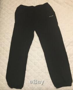 Balenciaga Logo Sweatpants Black Size S