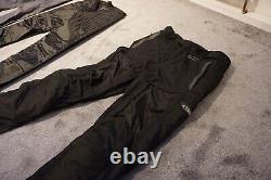 Barely Used Alpinestars Tech Touring Gore Tex Motorcycle Trousers Size M