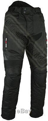 BLACK HAWK MENS CE ARMOUR CORDURA VENT MOTORBIKE//MOTORCYCLE TEXTILE JACKET 7XL