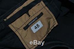 C. P. Company Garment Dyed lens pocket cargo pants black sz 48