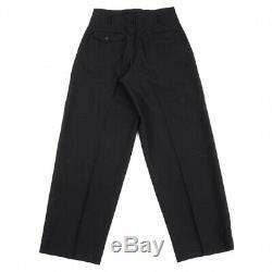 COMME des GARCONS HOMME PLUS Wool Tack Pants Size S(K-77849)