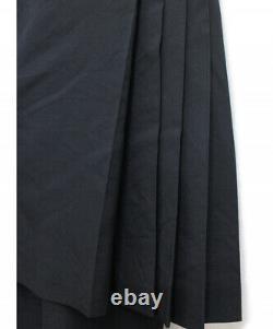 COMME des GARCONS Homme Plus Skirt Docking Pants Black Size M