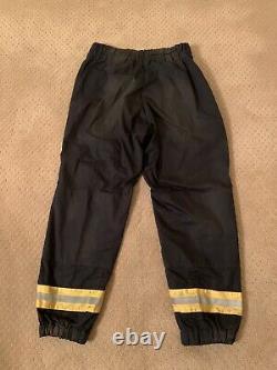 Calvin Klein 205W39NYC X Raf Simons Firefighter Pants Trousers FIreman Black S