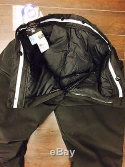 Canada Goose Mens Tundra Down Pants (Black, XL) 4800MU