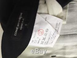 Comme Des Garcons Homme Plus Bondage Pants 2014 Black Wool Size Small / 30