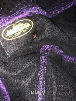 Corteiz Midnight (Purple / Black) Joggers Or Sweatpants
