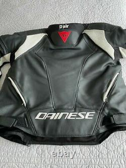 Dainese D-Air Misano 2 Piece Motorcycle Leathers