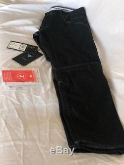 Dainese D1 EVO Jeans Black Denim, US-34