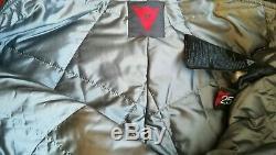 Dainese Gator Goretex Cordura Motorcycle Trousers Uk 33 34 Waist 31 Leg Eu 25