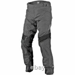 Dainese P. Ridder D1 Pant Gore-tex Black Textile Motorcycle Trousers New