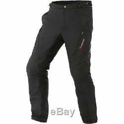 Dainese Tempest D-Dry Mens Trousers Pants Motorcycle Motorbike Waterproof SALE