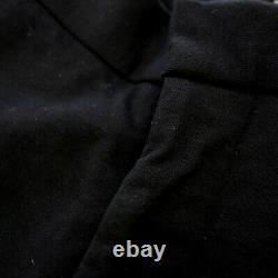 Devoa Black Layered Insulated Anatomical Pants Poell Diem Guidi