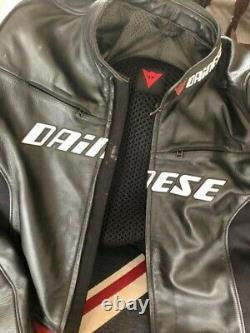 Dianese Alpine Motorcycle Jacket and Trousers. BARGAIN! Black. Excellent cond
