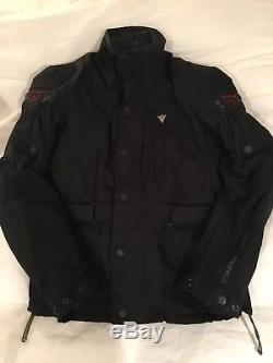 Dianese Mens Motocycle/Motorbike Touring Suit Jacket And Trousers Large GoreTex