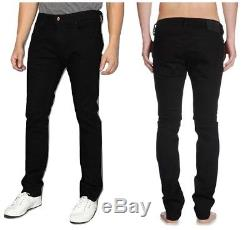 Diesel Men's Skinny Stretch Slim Designer Jeans Thavar 0886z 30 31 32 34 36 38