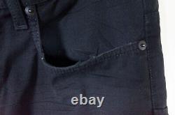 Dior Homme Black Cotton Pants
