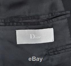 Dior Homme Wool Black Suit Men Pants Trousers Size 52