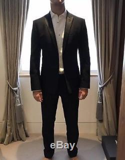 Dolce & Gabanna Men's Tuxedo Jacket Blazer And Trouser Set