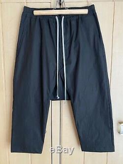 Drawstring Cropped Pants sz 46