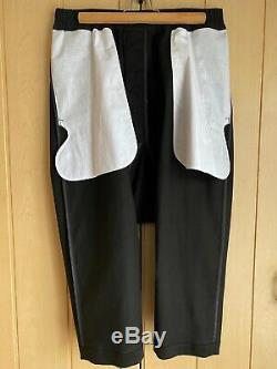 Drawstring Cropped Pants sz 50