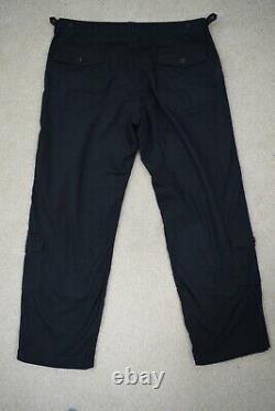 ENGINEERED GARMENTS Black Ripstop FA Cargo Pants £355 Size W36 Mr Porter Jacket