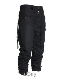 Enfin Leve Uarte Tech Pants black large mint rare twill acronym